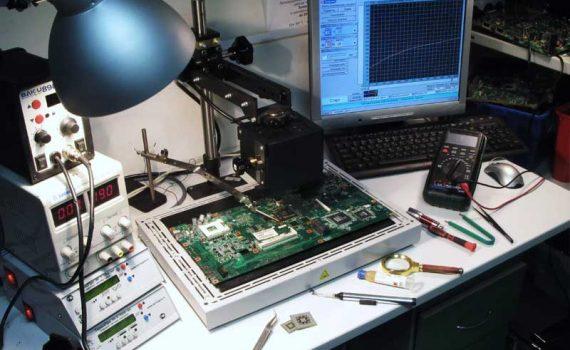 Ремонт ноутбуков в VOLT